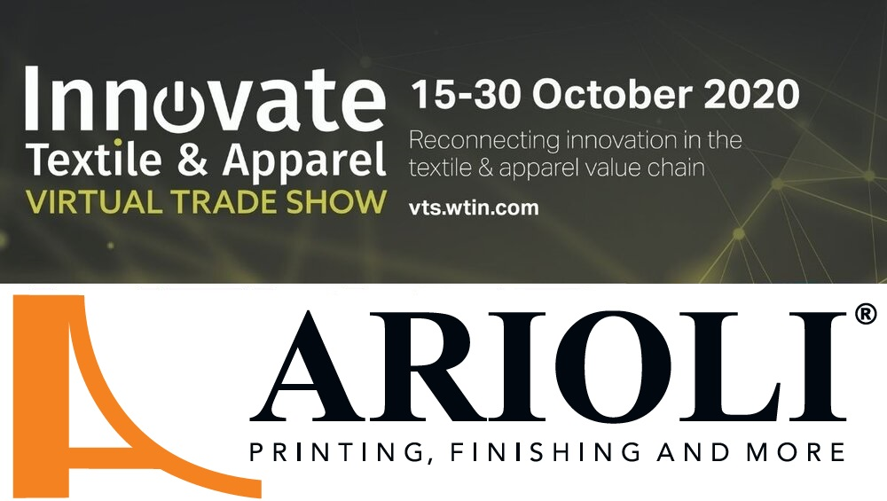 Innovate Textile & Apparel Virtual Trade Show – 15-30 October 2020
